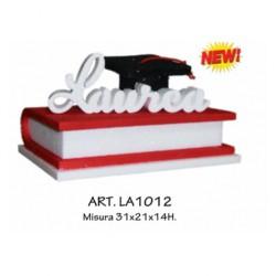 LIBRO GRANDE  LAUREA 3D
