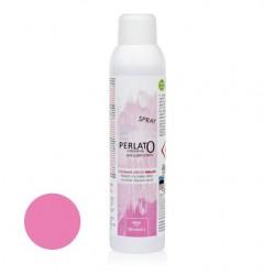 250  ml.        Rosa Colore spray perlato