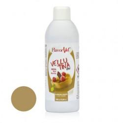 400  ml.        MARRONE CHIARO - C.co LATTE E MENTA   flavor Vel