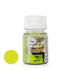 5 gr  LIME in polvere perlato