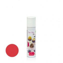75  ml.        ROSSO  Colore spray perlato -