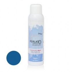 150  ml.        COBALTO (tende al Blu) Colore spray perlato -