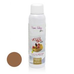 150  ml.        MARRONE CHIARO (C.co LATTE) vellutina spray