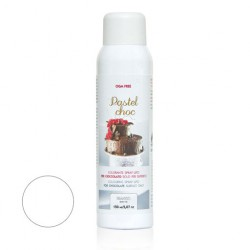 150 ml.        BIANCO Pastel Choc - Spray pastello per c.to -