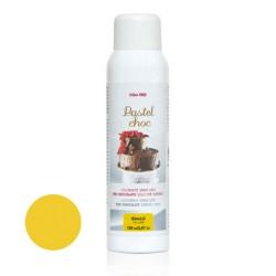 150 ml.        GIALLO Pastel Choc - Spray pastello per c.to -