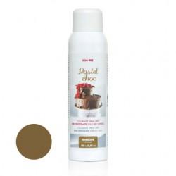 150 ml.        MARRONE Pastel Choc - Spray pastello per c.to -