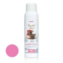 150 ml.        ROSA Pastel Choc - Spray pastello per c.to -