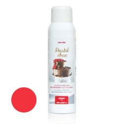 150 ml.        ROSSO Pastel Choc - Spray pastello per c.to -