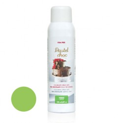 150 ml.        VERDE Pastel Choc - Spray pastello per c.to -