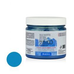 40 gr  BLU SCURO polvere perlato