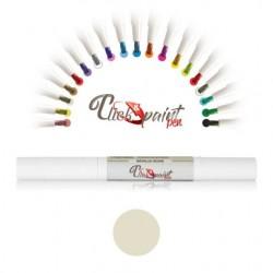 Click & Paint Pen  ARGENTO - punta a pennello