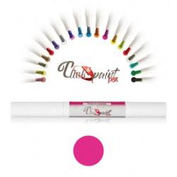Click & Paint Pen  FUXIA PERLATO - punta a pennello