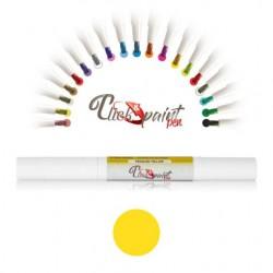 Click & Paint Pen  GIALLO PERLATO - punta a pennello