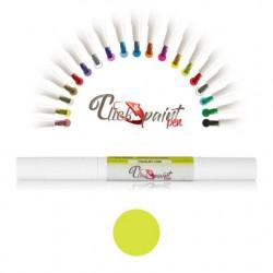 Click & Paint Pen  LIME PERLATO - punta a pennello