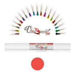 Click & Paint Pen  RUBINO - punta a pennello