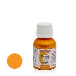 Arancio gr 25   Glamour paint - pittura metallizzata