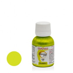 Lime gr 25 Glamour paint - pittura metallizzata