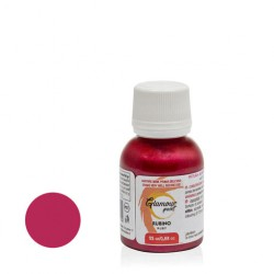 Rubino gr 25 Glamour paint - pittura metallizzata