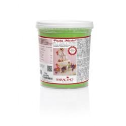 Pasta Model Verde Chiaro Saracino  kg 1 x 6
