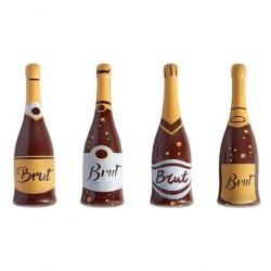 Bottiglie in  Cioccolato    48pz