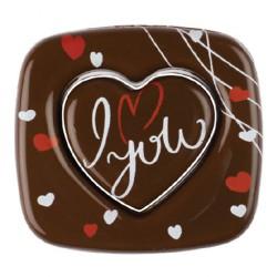 Cuore I love You  cioccolato  54pz