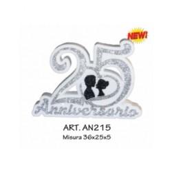 25° ANNIVERSARIO NEW