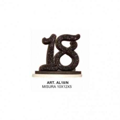 ALZATINA  18 ANNI NERA