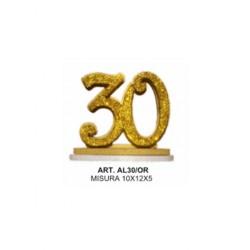 ALZATINA 30 ANNI ORO
