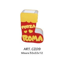 CALZA PICCOLA Cm 32 FORZA ROMA