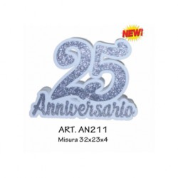 N. 25 ARGENTO