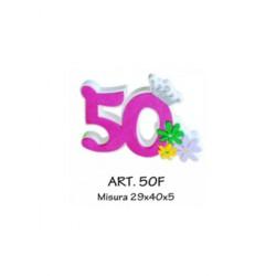 N. 50  CON FIORELLINI