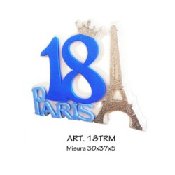 N.18  AZZURRO PARIS