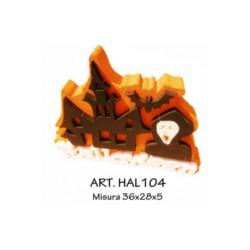 CASA STREGATA  HALLOWEEN