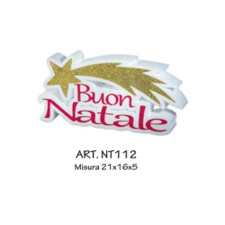 BUON NATALE STAR