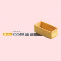TARTELLETTA AL BURRO RETTANGOLARE cm 5,5     144pz
