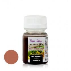 5 gr MARRONE Colorante in polvere liposolubile