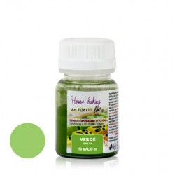 5 gr VERDE BOSCO Colorante in polvere liposolubile