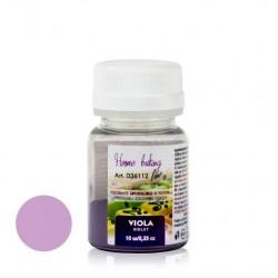 5 gr VIOLA Colorante in polvere liposolubile