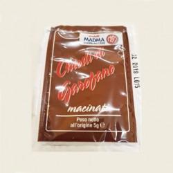 CHIODI DI GAROFANO MACINATI Espositore da 100 bustine  5 g.