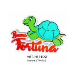 TARTARUGA BUONA FORTUNA
